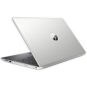 Notebook HP 15-DA0088CL i3 2.2GHZ/ 4GB/ 2TB+16GB 15.6 - Prata