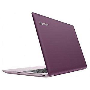 Notebook Lenovo i3 2.20GHz-4GB-1TB 15.6 HD/W10 - Roxo