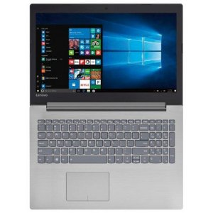 Notebook Lenovo 2.7GHZ-8GB-1TB 15.6 HD-W10 - Cinza