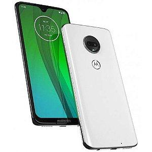 "Smartphone Motorola Moto G7 Dual Sim Lte 6.2"" 64GB - Branco"