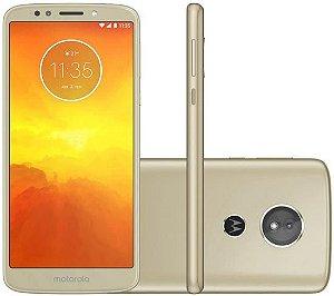 """Smartphone Motorola Moto E5 Play 1GB+16GB Dual Sim 5.3"""" - Dourado"""