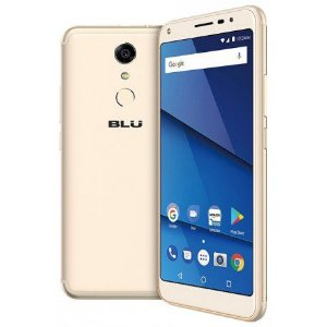 "Smartphone Blu Studio View Dual Sim 3G 5.5"" 16GB- Dourado"
