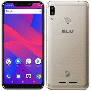 """Smartphone Blu V. XL4 Dual Sim Lte 6.2"""" 3GB/32GB - Dourado"""