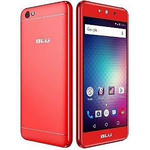 "Smartphone Blu Grand M Dual Sim 3G 5.0"" 5MP/3.2MP- Vermelho"