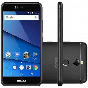 "Smartphone Blu R2 Lte Dual Sim 4G 5.2"" 32GB/3GB- Preto"