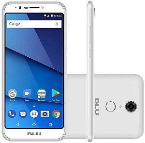 "Smartphone Blu Studio View XL Dual Sim 3G 5.7"" - Prata"