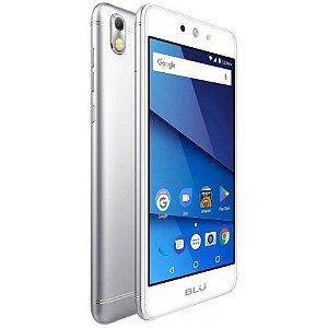 """Smartphone Blu GRAND M2 Dual Sim 1GB/8GB 5.2"""" 5MP/5MP -Prata"""