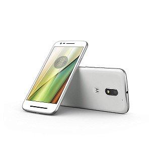 "Smartphone Motorola Moto E3 Power 16GB Dual Sim 5.0"" Branco"