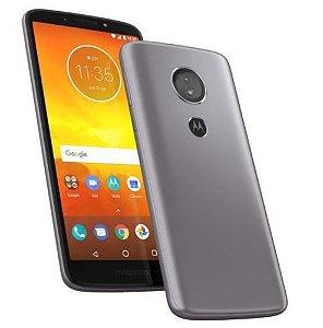 "Smartphone Motorola Moto E5 16GB 1 Sim 5.7"" -Cinza"