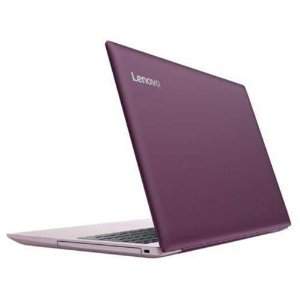 "Notebook Lenovo Ideapad 2.20Ghz-4GB 15.6"" Intel Core i3- Roxo"