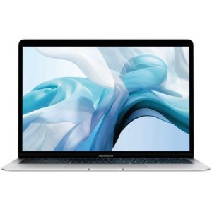 "Macbook Apple Air i5 1.6GHZ-8GB-256GB SSD 13.3"" Prata"