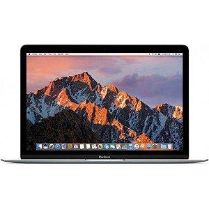 "Macbook Apple DC 1.2-8GB-SSD256 12.0"" Prata"