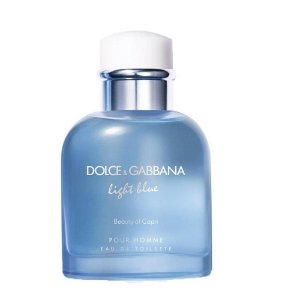 Perfume Dolce Gabbana Light Blue Beauty Of Capri EDT M 125ML