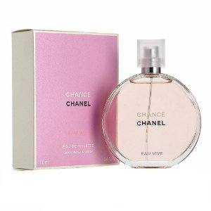 Perfume Chanel Chance Eau Vive EDT 50ML