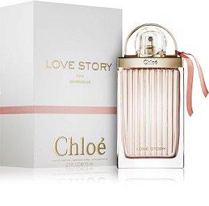 Perfume Chloe Love Story EDT F 75ML