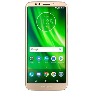 "Smartphone Motorola Moto G6 Play Dual Sim 32GB 5.7""- Dourado"