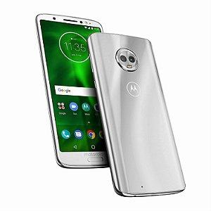 "Smartphone Motorola Moto G6 Dual Sim 32GB 5.7""- Prata"