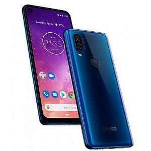 "Smartphone Motorola One Vision Dual Sim 6.3"" 128GB - Azul"