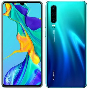 "Smartphone Huawei P30 Dual Sim 128GB 6.1"" - Aurora Boreal"