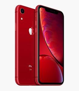 "Smartphone Apple iPhone XR 256GB Tela 6.1"" - Vermelho"