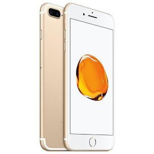 "Smartphone Apple iPhone 7 Plus 32GB Tela 5.5"" - Dourado"