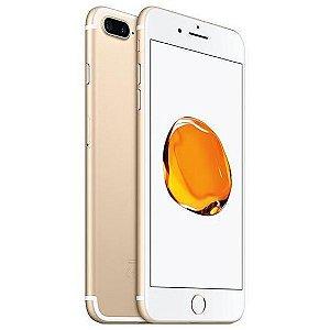 """Smartphone Apple iPhone 7 Plus 128GB Tela 5.5"""" - Dourado"""