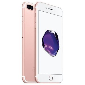 "Smartphone Apple iPhone 7 Plus 128GB Tela 5.5"" - Rosa"