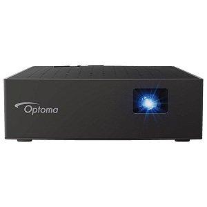 Projetor Optoma Mini LV130/HDMI/USB Bivolt - Cinza