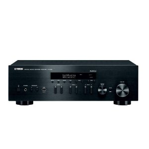 Receiver Yamaha R-N402 Stereo A/B Bluetooth/Wifi/Airplay 100W Bivolt