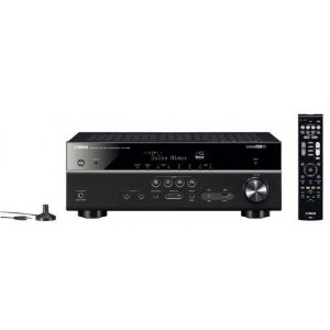 Receiver Yamaha RX-V685 7.2CH USB/HDMI/Wifi/Bluetooth Bivolt
