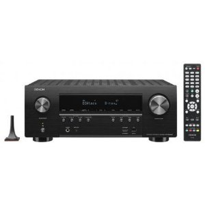 Receiver Denon AVR-S940H Wifi/Bluetooth 7.2CH 110V Preto