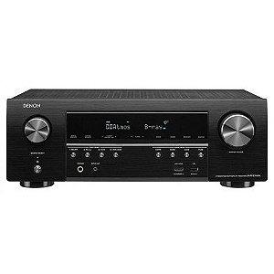 Receiver Denon AVR-S740H Wifi/Bluetooth 4K/7.2CH 110V
