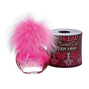 Perfume New Brand Chic 'N Glam Sweet Cat EDP F 100ML