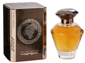 Perfume Omerta Golden Challenge Limited EDP M 100ML