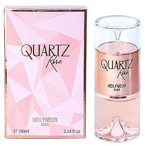 Perfume Molyneux Quartz Rose EDP F 100ML