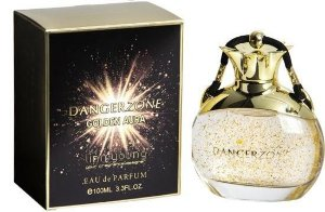 Perfume Linn Young Danger Zone Golden Aura EDP F 100ML