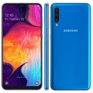 """Smartphone Samsung Galaxy A50 Dual Sim 128GB 6.4"""" -Azul"""