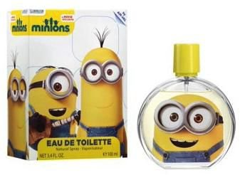 Perfume Air-Val Minions EDT Infantil 100ML
