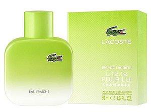 Perfume Lacoste L.12.12 Pour Lui Eau Fraiche EDT M 50ML