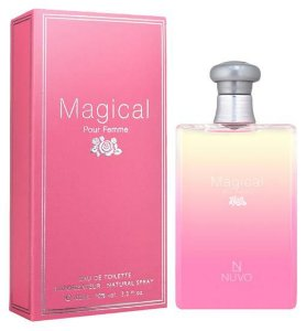 Perfume Nuvo Magical Femme EDT F 100ml