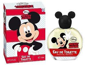 Perfume Disney Mickey Mouse Edt 100ML - Infantil