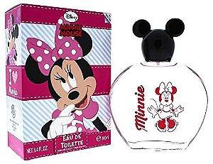 Perfume Disney Minnie Mouse Edt 100ML - Infantil