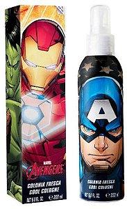 Perfume Marvel Avengers Assemble Edc 200ML - Infantil