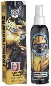 Perfume Transformers Bumblebee Edc 200ML - Infantil