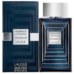 Perfume Lalique Hommage À L'Homme Voyageur EDT M 50ML