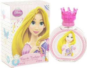 Perfume Disney Princess Rapunzel - 100ml infantil