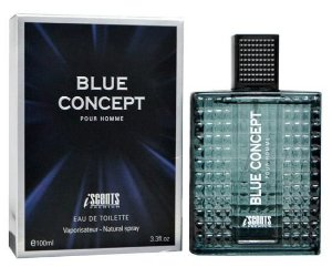 Perfume Iscents Blue Concept EDT M 100mL