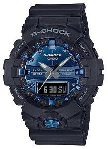 Relogio Casio G-Shock Analogico GA-810MMB-1A2DR M