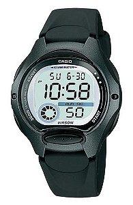 Relogio Casio Digital LW-200-1BVDF M