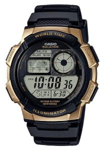 Relogio Casio Digital AE-1000W-1A3VDF